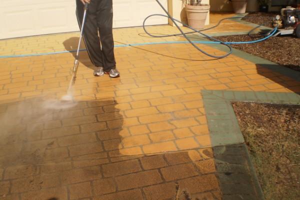 Pressure Cleaning Exterior House Washing Brisbane